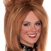 Feline Fantasy Brown Wig Photo