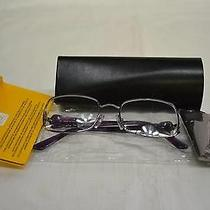 Fendi 872 532 F Light Violet Purple Women's Glasses Frames Photo
