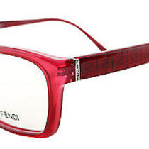 Fendi 939 602 Demi Wine Plastic Eyeglasses Photo