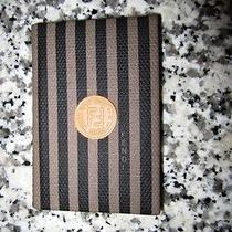 Fendi Address Book Vintage Authentic New in Box  Photo