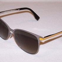 Fendi Authentic Sunglasses Ff0022/s Ff 0022/s 7wf/ha Mud Brown Gradient New Photo
