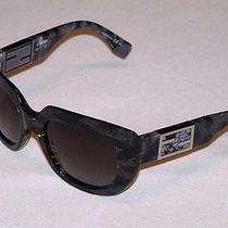 Fendi Authentic Sunglasses Ff0031/s Ff 0031/s 7yr/hd Limited Edition Black Grey Photo