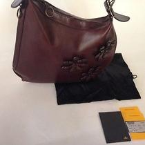 Fendi Awesome Shoulder Hobo Bag -- Gift With Paperwork  Photo