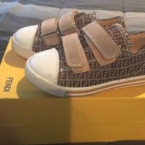 Fendi Baby Kids Shoes Photo