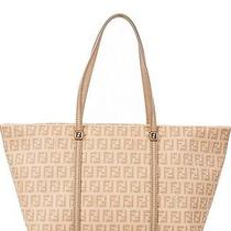 Fendi Bag Beige Leather Photo