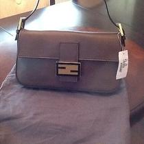 Fendi Baguette Shoulder Bag Photo