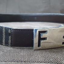 Fendi Belt Authentic 48/120 Photo