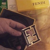 Fendi Belt Men Photo