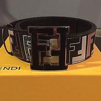 Fendi Belt - Size 105 - Fits 31