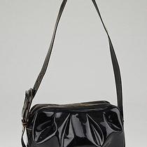 Fendi Black Patent Leather Small Camera B Bag Photo