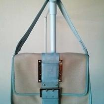 Fendi Borsa Tape Bag Canvase Shoulder Handbag Photo