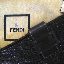 Fendi Brown Beaded Bag Photo