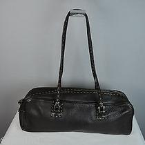 Fendi Brown Leather  Bag  Photo