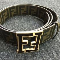 Fendi College Belt - 42