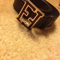 Fendi College Belt  Photo