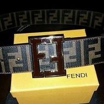 Fendi College Belt 90cm/36 Photo