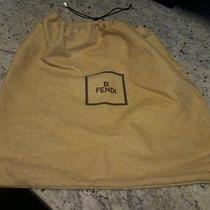 Fendi  Drawstring Cloth Bag  Photo