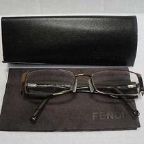 Fendi F923r Eyeglasses Made in Italy Photo