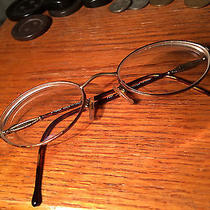 Fendi Fashion Glasses - Model F501 - Antique Tortoise Arms 140mm - Made in Italy Photo