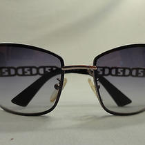 Fendi Fs-469 Light Gunmetal 036  Women's Designer Sunglasses Made in Italy Photo