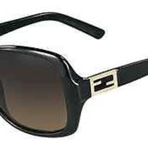 Fendi Fs 5227 Black Sunglasses Authentic Made in Italy New Sealed Photo