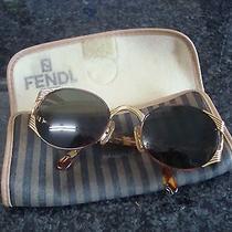 Fendi Fs241 Vintage Sunglasses Photo