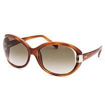 Fendi Fs5152-218-59-16-130 Women's Fashion Brown Sunglasses Photo