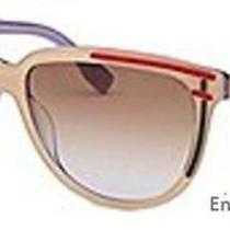 Fendi Fs5279-207 Womans Italian Designer Sunglasses - Blush/beige Photo