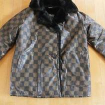 Fendi Fur Winter Jacket  Photo