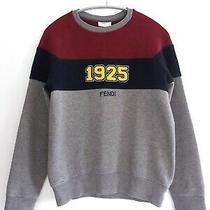 Fendi Grey Sweatshirt  Photo