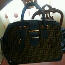 Fendi Handbag 100% Authentic Photo