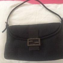 Fendi Handbag Leather Shoulder Strap  Photo