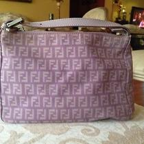 Fendi Handbag Purple Photo