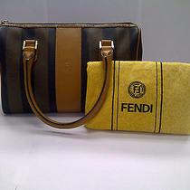 Fendi Handbag Vintage With Dustbag  Photo