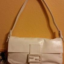 Fendi Handbag White Cute Photo