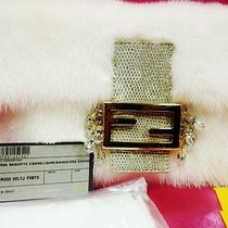 Fendi Handbag White With Mink Fur Fendi Authenticity Card Hot Buy 1999 Photo