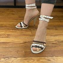 Fendi High Heel Sandals  Size 37 Pre-Owned Photo