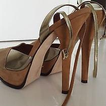 Fendi High Heels - Size 40 European Never Worn Photo