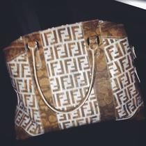 Fendi Hobo Handbag Satchel Photo