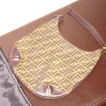 Fendi Hobo Handbag With Dustbag  Photo