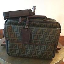 Fendi Leather Computer Bag Photo