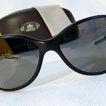 Fendi Limited Edition Nero  7732 Sunglasses  Case Black Designer Uv Purse  Photo