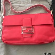 Fendi Medium Baguette Handbag Photo