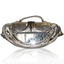 Fendi Metallic Borsa Vanity Bag Photo