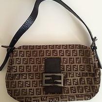 Fendi Monogram Handbag Photo