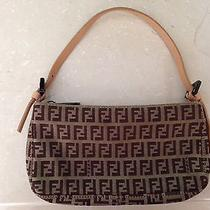 Fendi Monogram Handbag Authentic  Photo