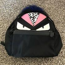 Fendi Monster Backpack Photo