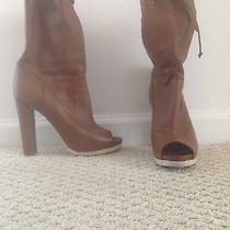 Fendi Open Toe Summer Boots Photo