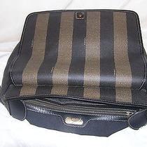Fendi Pequin Handbag Photo