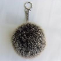 Fendi Pom-Pom Charm Fur Ball Key Ring Photo